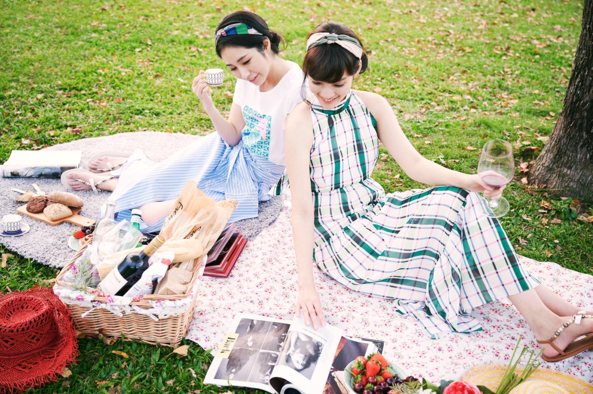 放假啦~~~連假出遊野餐女孩必備的5種時髦洋裝